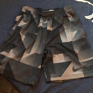 Men's Nike dri fit shorts